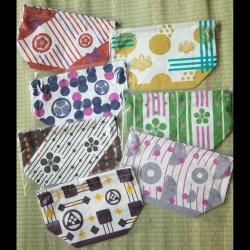 武将隊巾着袋2015